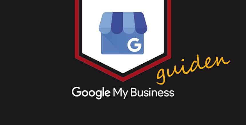 opret google my business