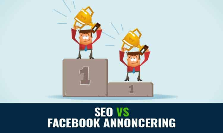 seo vs facebook annoncering