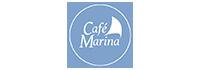 cafe marina logo